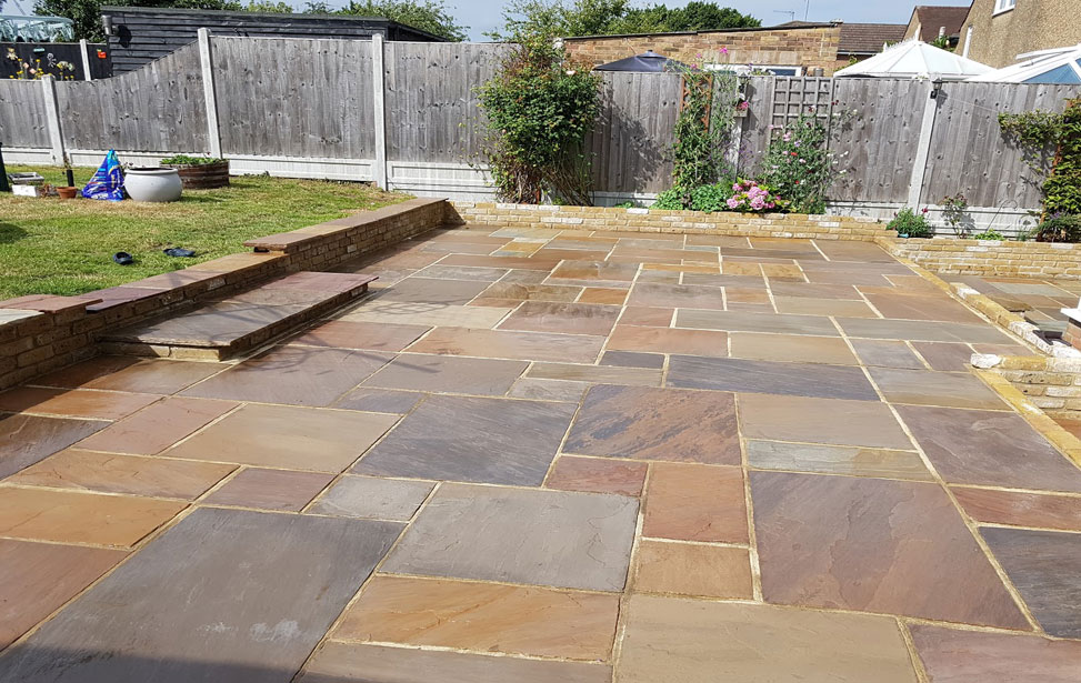 Patio Cleaning in Brentwood and Billericay