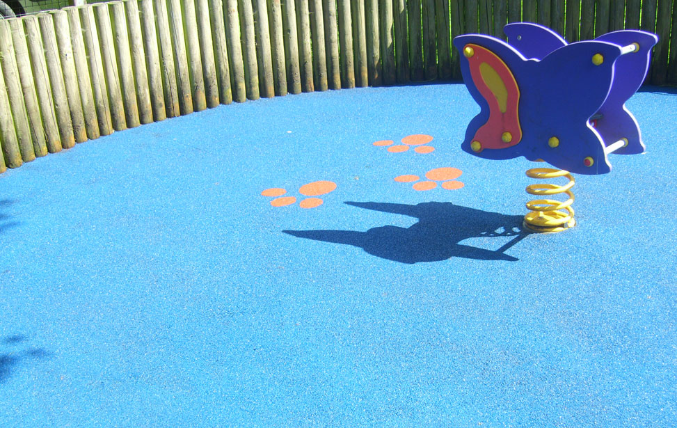 Playground Cleaning / Wet Pour Rubber Playgrounds